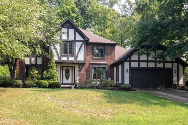 551 Woodbury Drive, Fairlawn, OH 44333 (MLS #4218887) :: RE/MAX Trends Realty