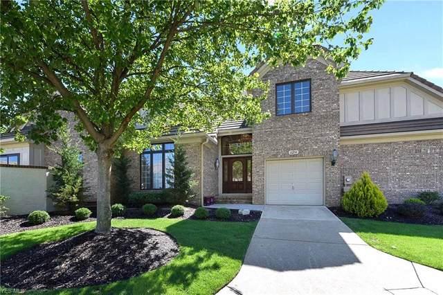 2251 Fallen Oaks #13, Westlake, OH 44145 (MLS #4219051) :: The Art of Real Estate