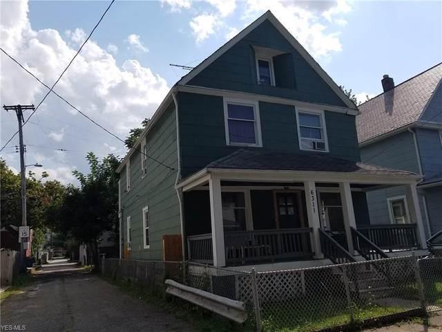 6311 Ellen Avenue, Cleveland, OH 44102 (MLS #4219124) :: Keller Williams Chervenic Realty