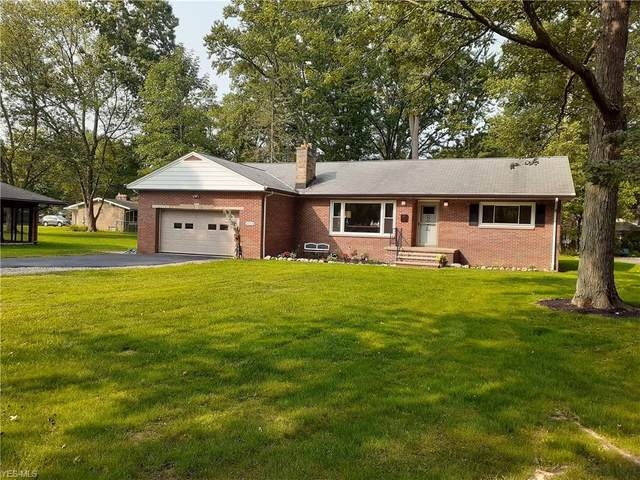 4098 Canterbury Road, North Olmsted, OH 44070 (MLS #4219156) :: Keller Williams Chervenic Realty