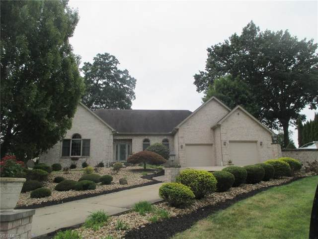 108 Forest Creek Drive, Struthers, OH 44471 (MLS #4219212) :: The Art of Real Estate