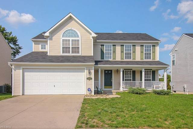 847 Admore Drive, Kent, OH 44240 (MLS #4219221) :: RE/MAX Trends Realty