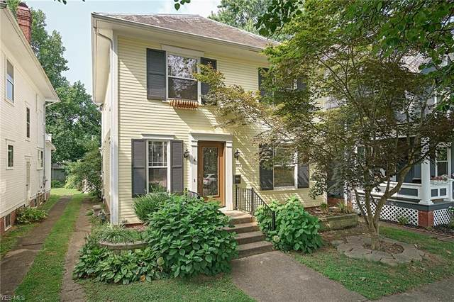 705 Fifth Street, Marietta, OH 45750 (MLS #4219331) :: Krch Realty