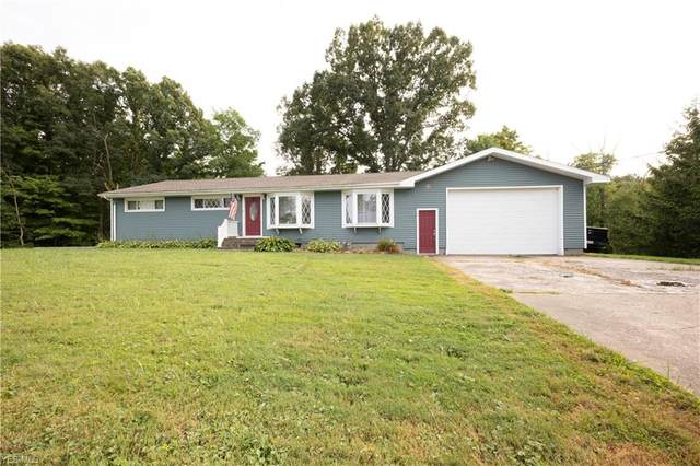 986 State Route 307 W, Jefferson, OH 44047 (MLS #4219353) :: Keller Williams Chervenic Realty