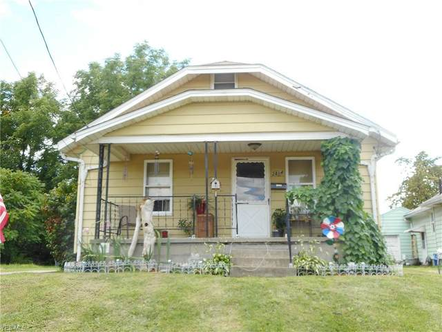 2814 Navarre Road SW, Canton, OH 44706 (MLS #4219400) :: RE/MAX Trends Realty