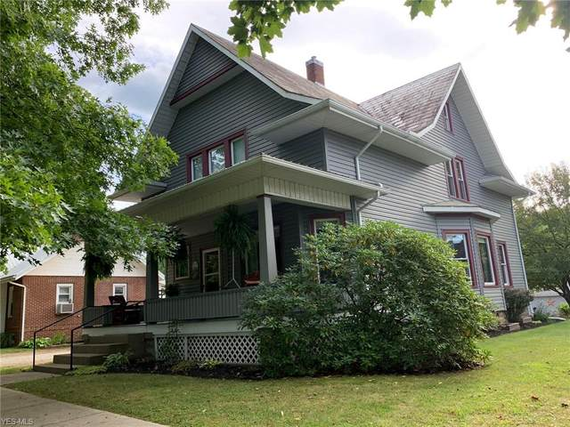 575 S Main Street, Killbuck, OH 44637 (MLS #4219509) :: Tammy Grogan and Associates at Cutler Real Estate