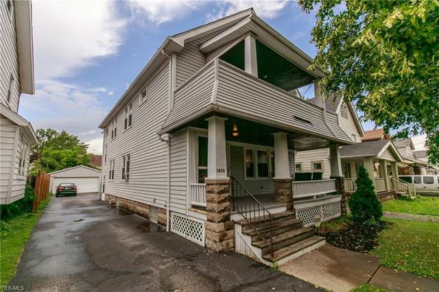 3634 W 138th Street, Cleveland, OH 44111 (MLS #4219518) :: The Holden Agency