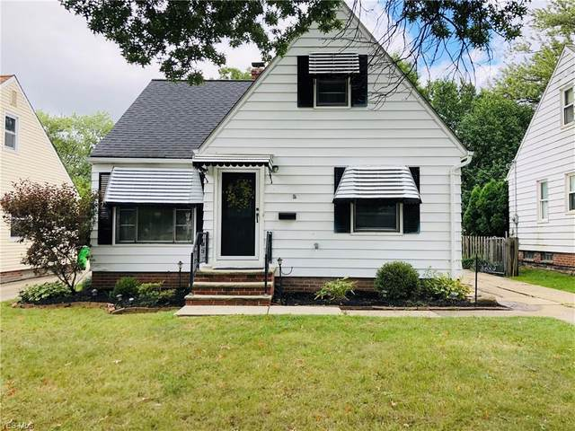 5689 E 139th Street, Garfield Heights, OH 44125 (MLS #4219528) :: Keller Williams Chervenic Realty
