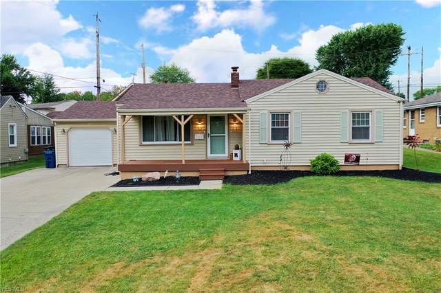 34 Hopewell Drive, Struthers, OH 44471 (MLS #4219533) :: The Holden Agency