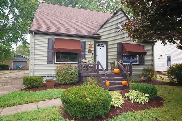 368 Willard NE, Warren, OH 44483 (MLS #4219600) :: The Holden Agency