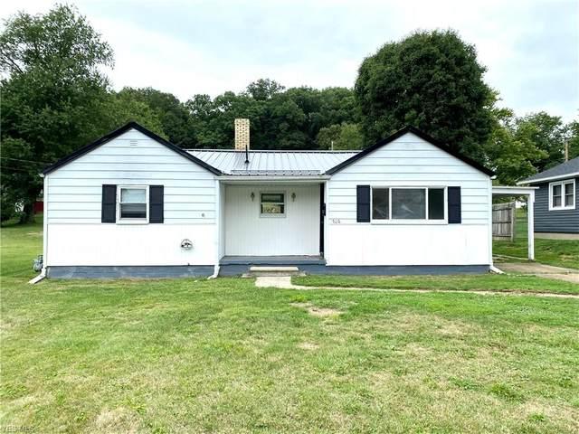 1706 Adams Street, Coshocton, OH 43812 (MLS #4219729) :: Keller Williams Chervenic Realty