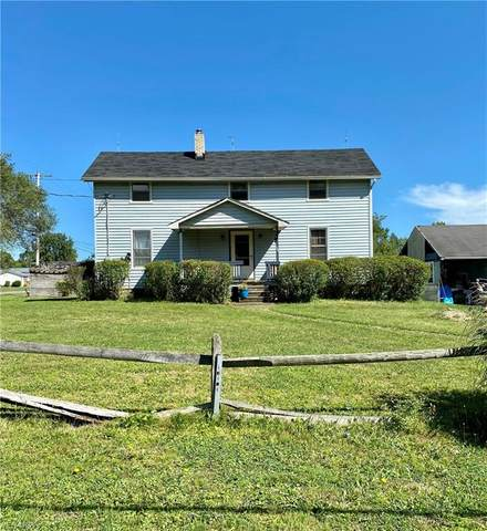 1380 Center Street W, Warren, OH 44481 (MLS #4219825) :: Select Properties Realty