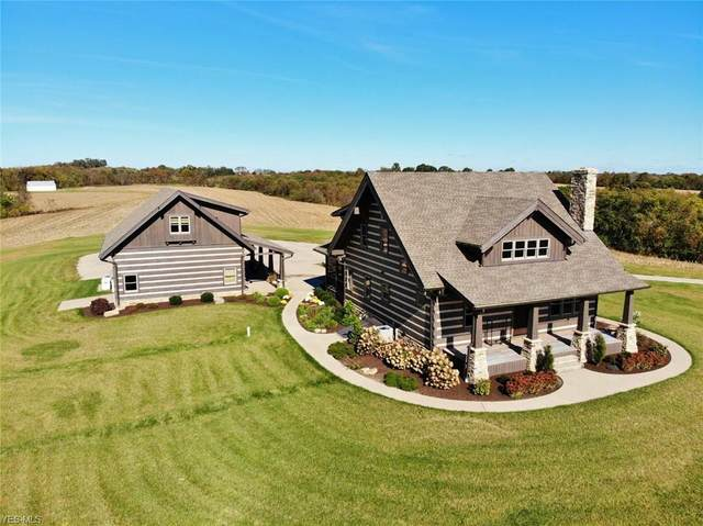 1250 Perine- Lot M, Zanesville, OH 43701 (MLS #4219874) :: The Jess Nader Team | RE/MAX Pathway
