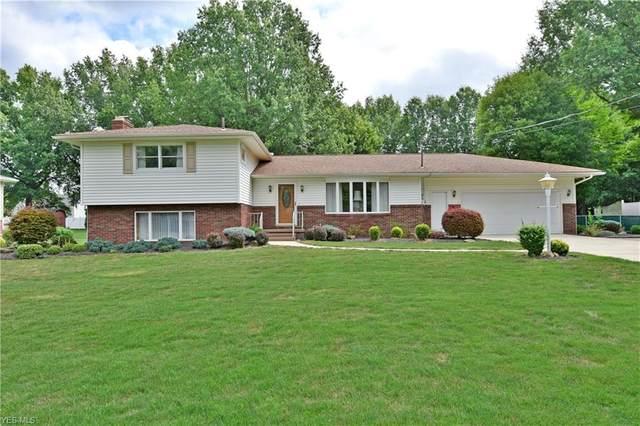 2242 Celestial Drive NE, Warren, OH 44484 (MLS #4219915) :: RE/MAX Valley Real Estate