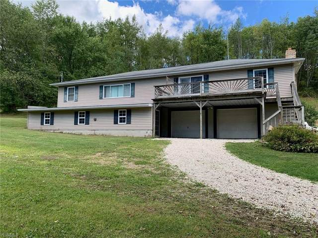 91 Waynesburg Road NW, Carrollton, OH 44615 (MLS #4219931) :: Keller Williams Chervenic Realty