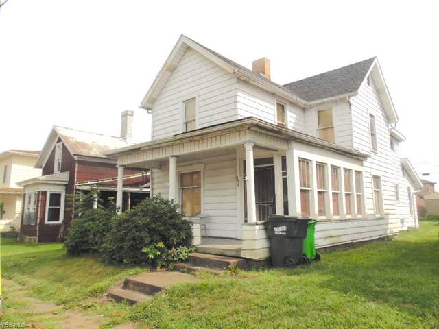 631 Orange Street, Coshocton, OH 43812 (MLS #4219963) :: Keller Williams Chervenic Realty