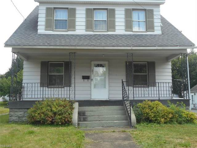 603 Belmont Avenue, Niles, OH 44446 (MLS #4220127) :: Tammy Grogan and Associates at Cutler Real Estate