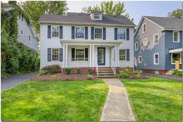 3164 Berkshire Road, Cleveland Heights, OH 44118 (MLS #4220151) :: The Art of Real Estate