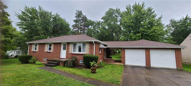 309 Glendola Avenue NW, Champion, OH 44483 (MLS #4220155) :: Select Properties Realty