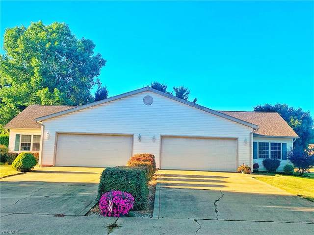 3383 Dotwood Street NW, North Canton, OH 44720 (MLS #4220284) :: Keller Williams Chervenic Realty