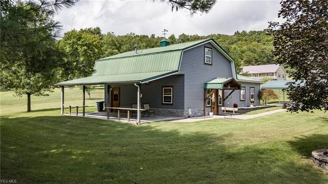 99 Rusty Run Road, Walker, WV 26180 (MLS #4220330) :: Tammy Grogan and Associates at Cutler Real Estate