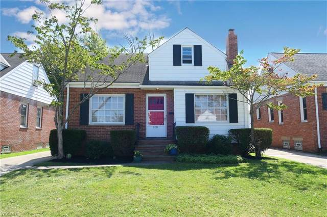 4214 Ellison Road, South Euclid, OH 44121 (MLS #4220338) :: The Holden Agency