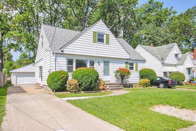674 E 240th Street, Euclid, OH 44123 (MLS #4220491) :: The Holden Agency