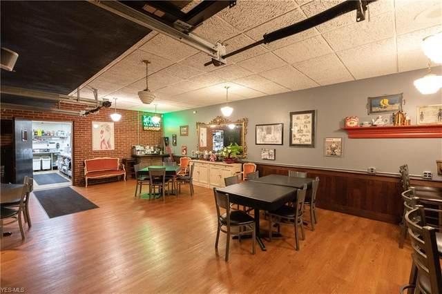 136 N Park Ave- Speakeasy Lounge, Business Only, Warren, OH 44481 (MLS #4220556) :: The Holden Agency