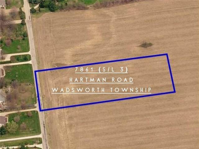 7861 Hartman Road, Wadsworth, OH 44281 (MLS #4220567) :: The Crockett Team, Howard Hanna