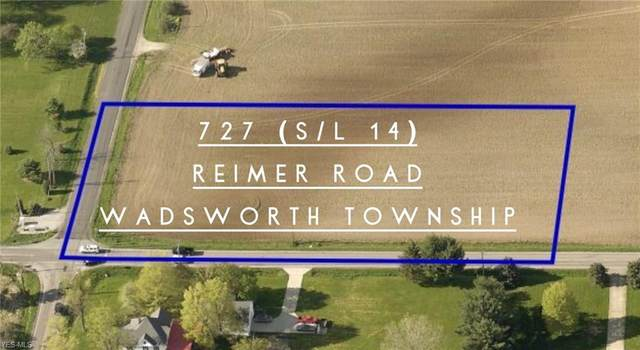727 Reimer Road, Wadsworth, OH 44281 (MLS #4220585) :: The Crockett Team, Howard Hanna