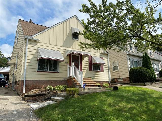 5011 E 86th, Garfield Heights, OH 44125 (MLS #4220597) :: Select Properties Realty