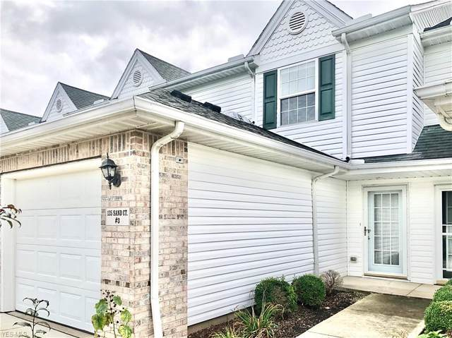 135 Sand Court #3, Fairlawn, OH 44333 (MLS #4220604) :: RE/MAX Trends Realty