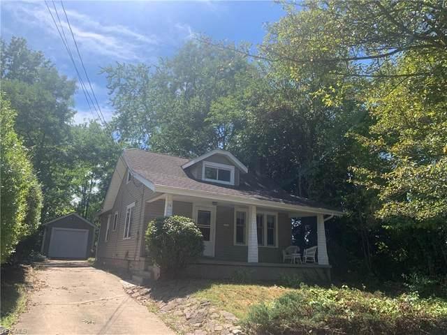 16 E Catawba Avenue, Akron, OH 44301 (MLS #4220719) :: Keller Williams Chervenic Realty