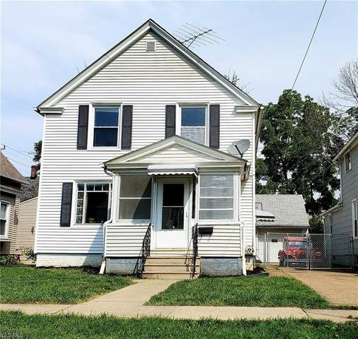 1146 W 9th Street, Lorain, OH 44052 (MLS #4220737) :: The Holden Agency