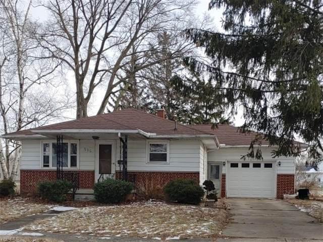 535 2nd Street, Fremont, OH 43420 (MLS #4221048) :: Keller Williams Chervenic Realty