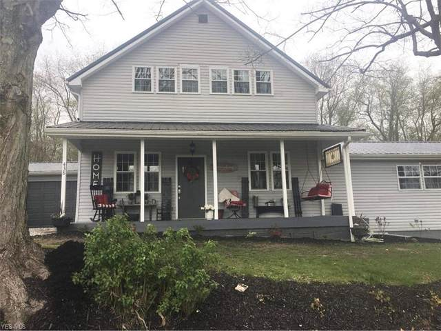 438 Township Road 223, Richmond, OH 43944 (MLS #4221073) :: Keller Williams Chervenic Realty