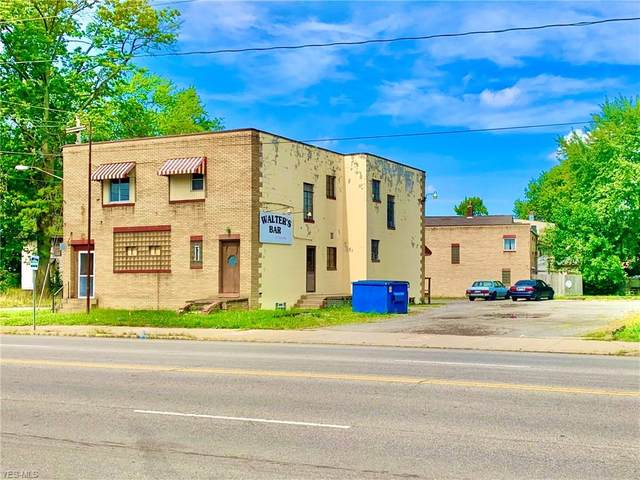 2152 W Market Street, Warren, OH 44485 (MLS #4221091) :: The Holden Agency