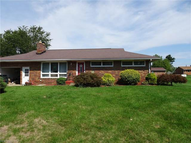 510 Leecrest Street NW, Massillon, OH 44646 (MLS #4221165) :: RE/MAX Trends Realty