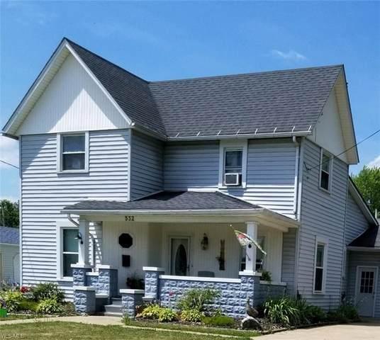 532 Spangler Street, Willard, OH 44890 (MLS #4221169) :: Keller Williams Chervenic Realty