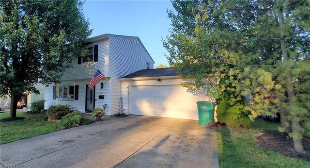 6131 Magnolia Drive, Mentor, OH 44060 (MLS #4221223) :: The Holden Agency