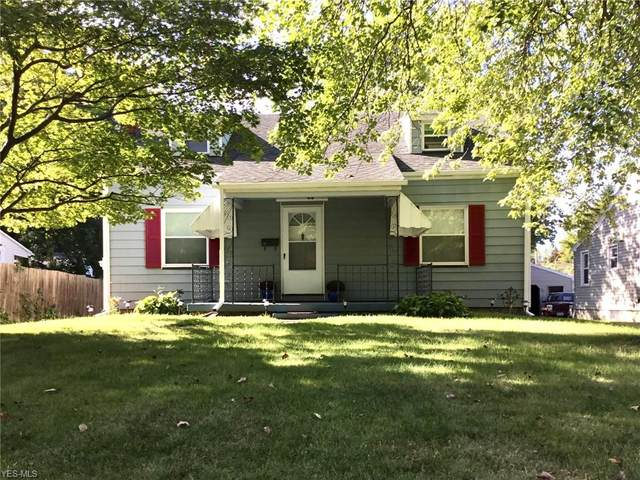 147 Afton Avenue, Youngstown, OH 44512 (MLS #4221321) :: The Jess Nader Team | RE/MAX Pathway