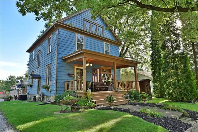523 E Perry, Salem, OH 44460 (MLS #4221341) :: The Jess Nader Team | RE/MAX Pathway
