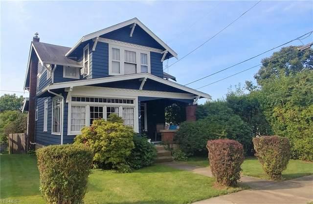 1018 Taylor Avenue, Cambridge, OH 43725 (MLS #4221415) :: RE/MAX Trends Realty