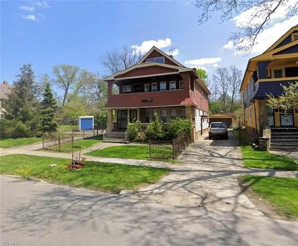 3409 E 142nd Street, Cleveland, OH 44120 (MLS #4221467) :: Keller Williams Chervenic Realty