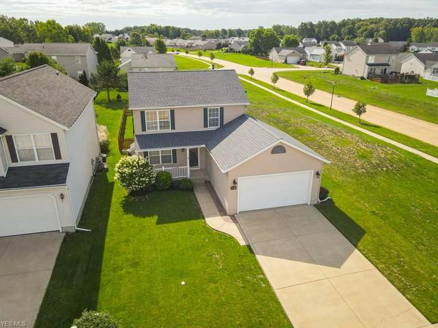 38277 Pelican Lake Drive, North Ridgeville, OH 44039 (MLS #4221597) :: Keller Williams Chervenic Realty