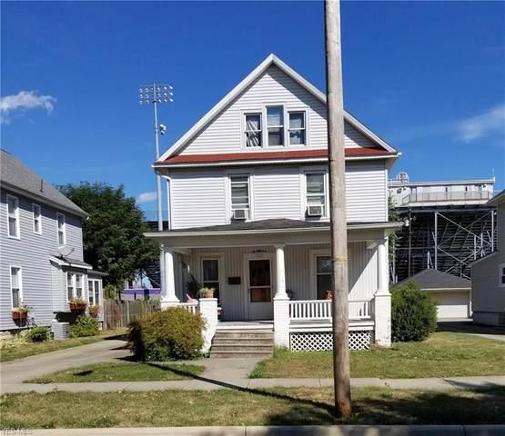 1021 Franklin Avenue, Fremont, OH 43420 (MLS #4221653) :: Keller Williams Chervenic Realty