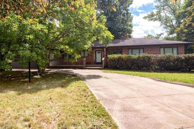 4594 W Bath Road, Akron, OH 44333 (MLS #4221799) :: Keller Williams Chervenic Realty