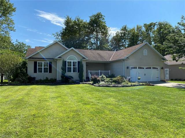 7694 Travis Drive, Madison, OH 44057 (MLS #4221886) :: RE/MAX Trends Realty