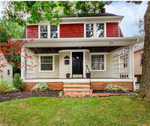 2329 S Taylor Road, Cleveland Heights, OH 44118 (MLS #4221927) :: Tammy Grogan and Associates at Cutler Real Estate