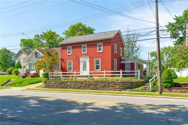 148 S Main Street, Hubbard, OH 44425 (MLS #4221983) :: Keller Williams Chervenic Realty